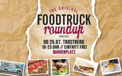 Foodtruck Roundup Trostberg 2019
