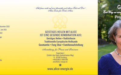 Schule für Geistiges Heilen in Trostberg